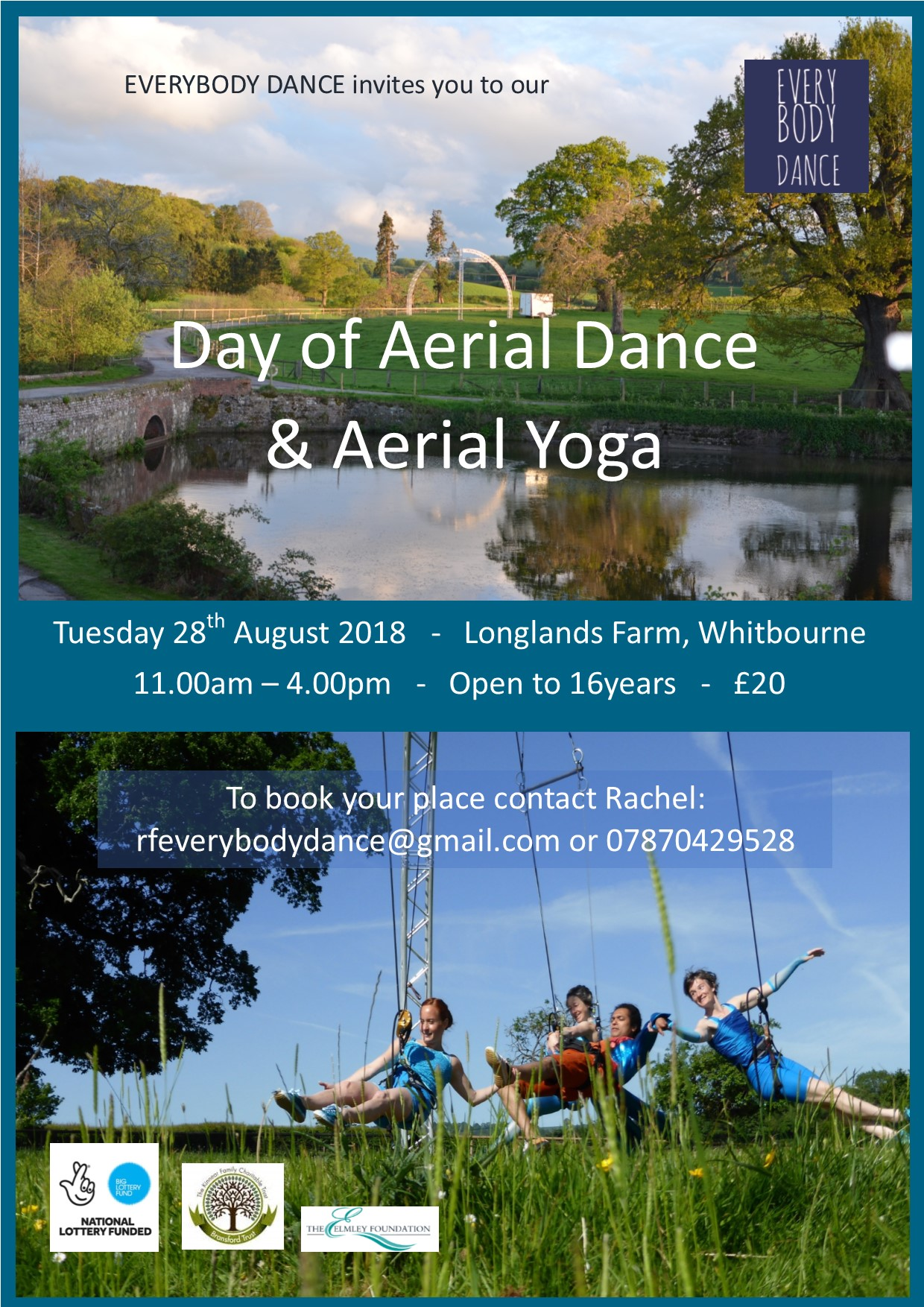 day of aerial dance